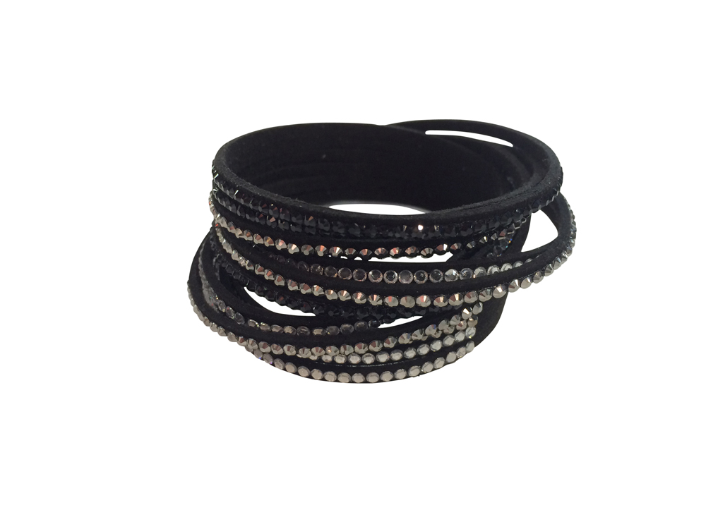 Armband Ruthie mix black