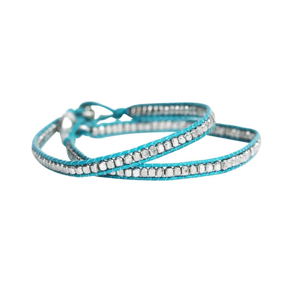 Armband Pompei seagreen