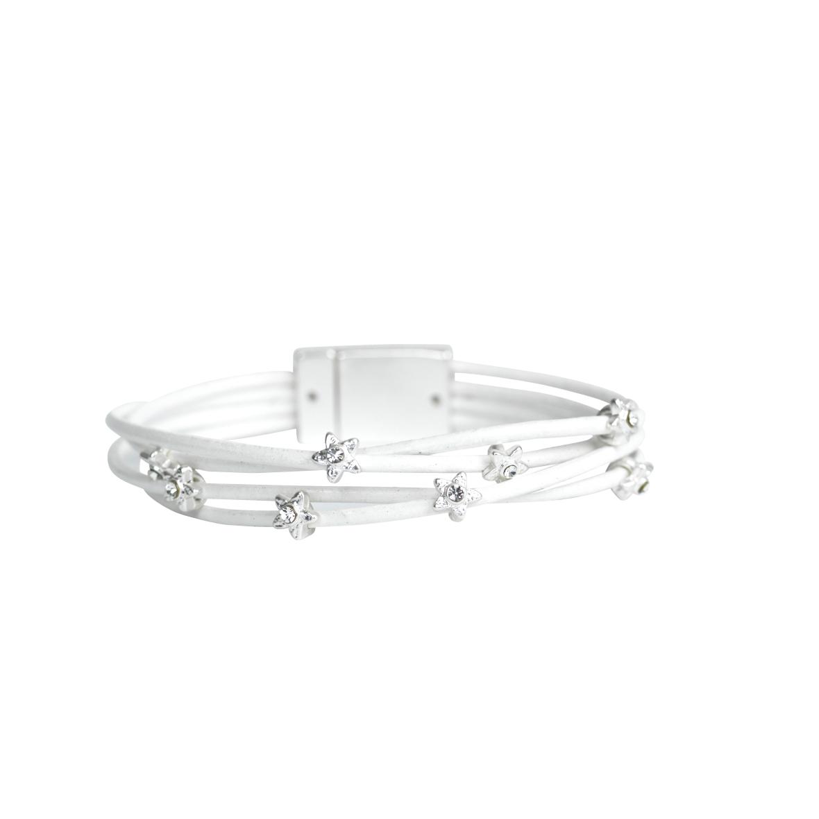 Armband Alycia white