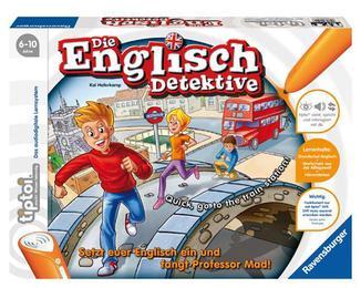 Die Englisch-Detektive