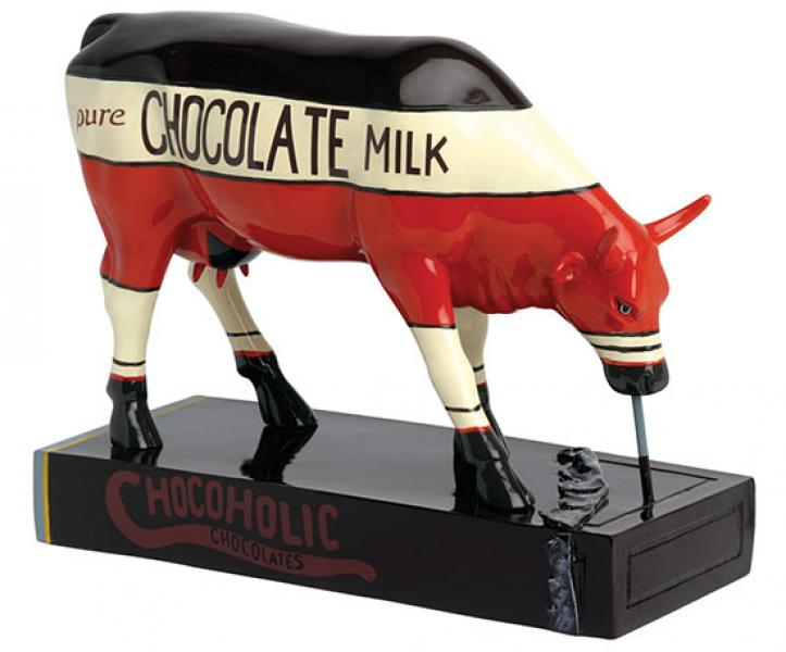 Cowparade Chocoholic Extra Large
