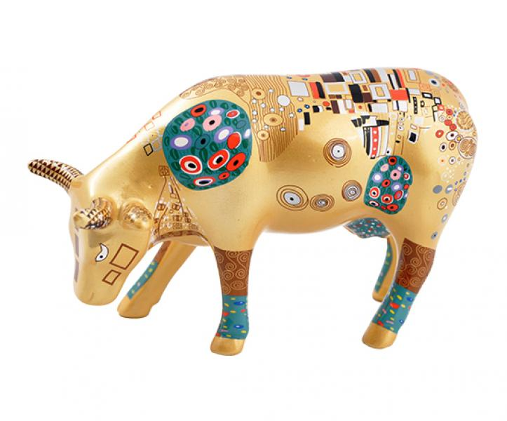 Cowparade Klimt Kow Medium Ceramik