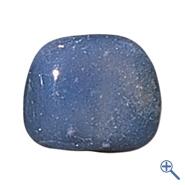 Trommelstein Blauquarz