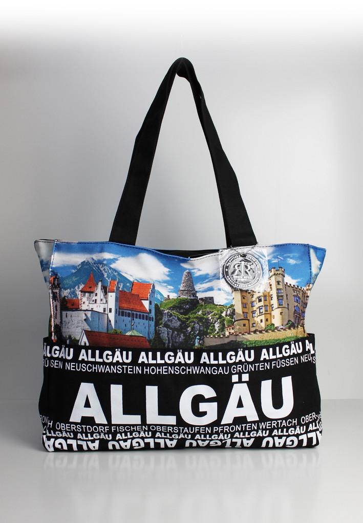 Allgäu-Fototasche Holly farbig