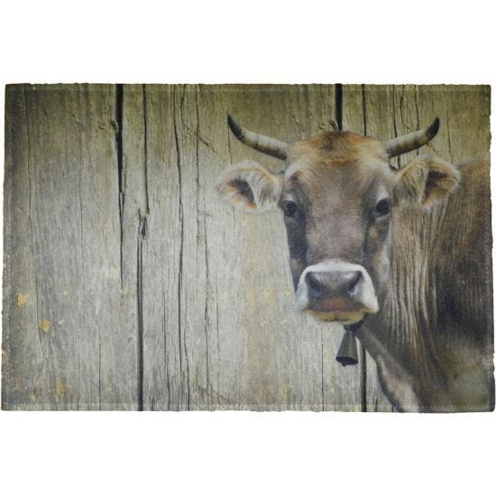 Küchenmatte Allgäuer Kuh
