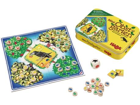 Spiel Mini-Obstgarten