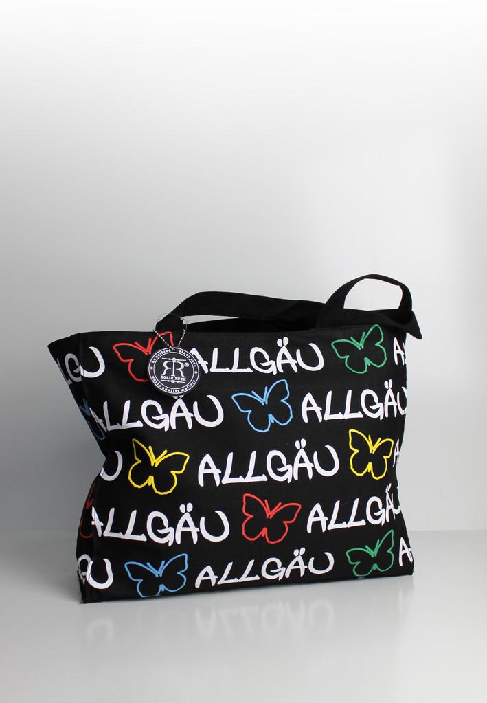 Allgäu-Tasche Naomi Schmetterling groß
