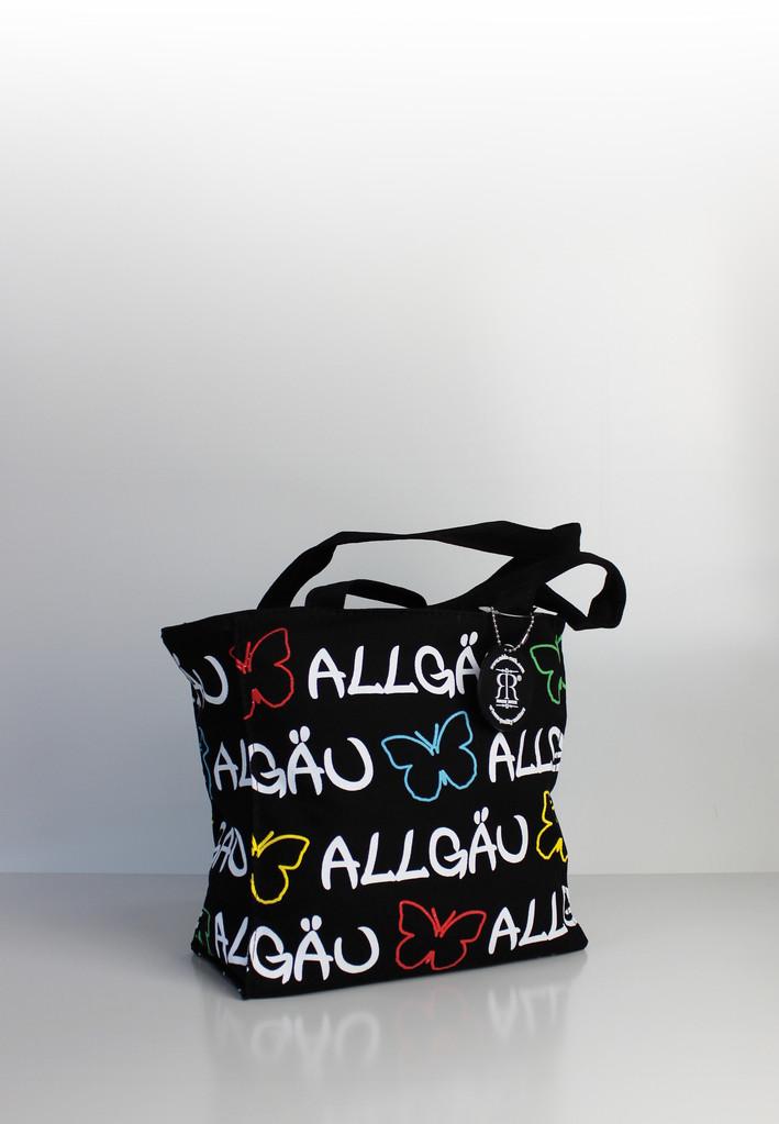 Allgäu-Tasche Naomi Schmetterling klein
