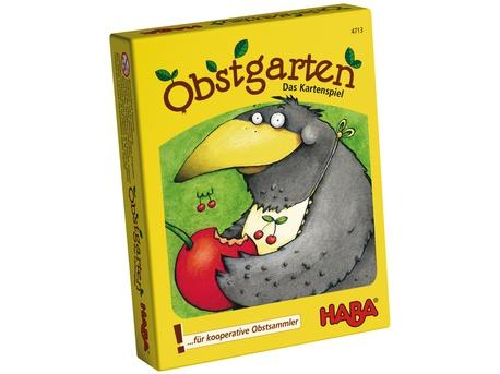 Spiel Obstgarten Kartenspiel