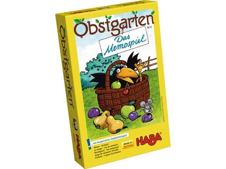 Spiel Obstgarten Memo-Spiel