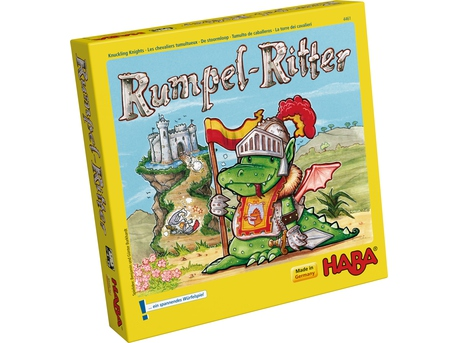Spiel Rumpel-Ritter
