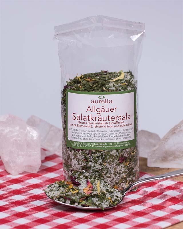 Allgäuer Salatkräutersalz