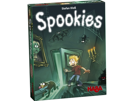 Spiel Spookies