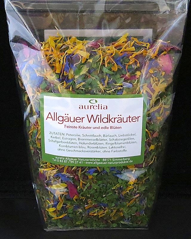 Allgäuer Wildkräuter