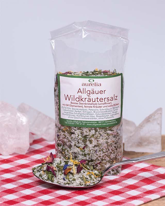Allgäuer Wildkräutersalz