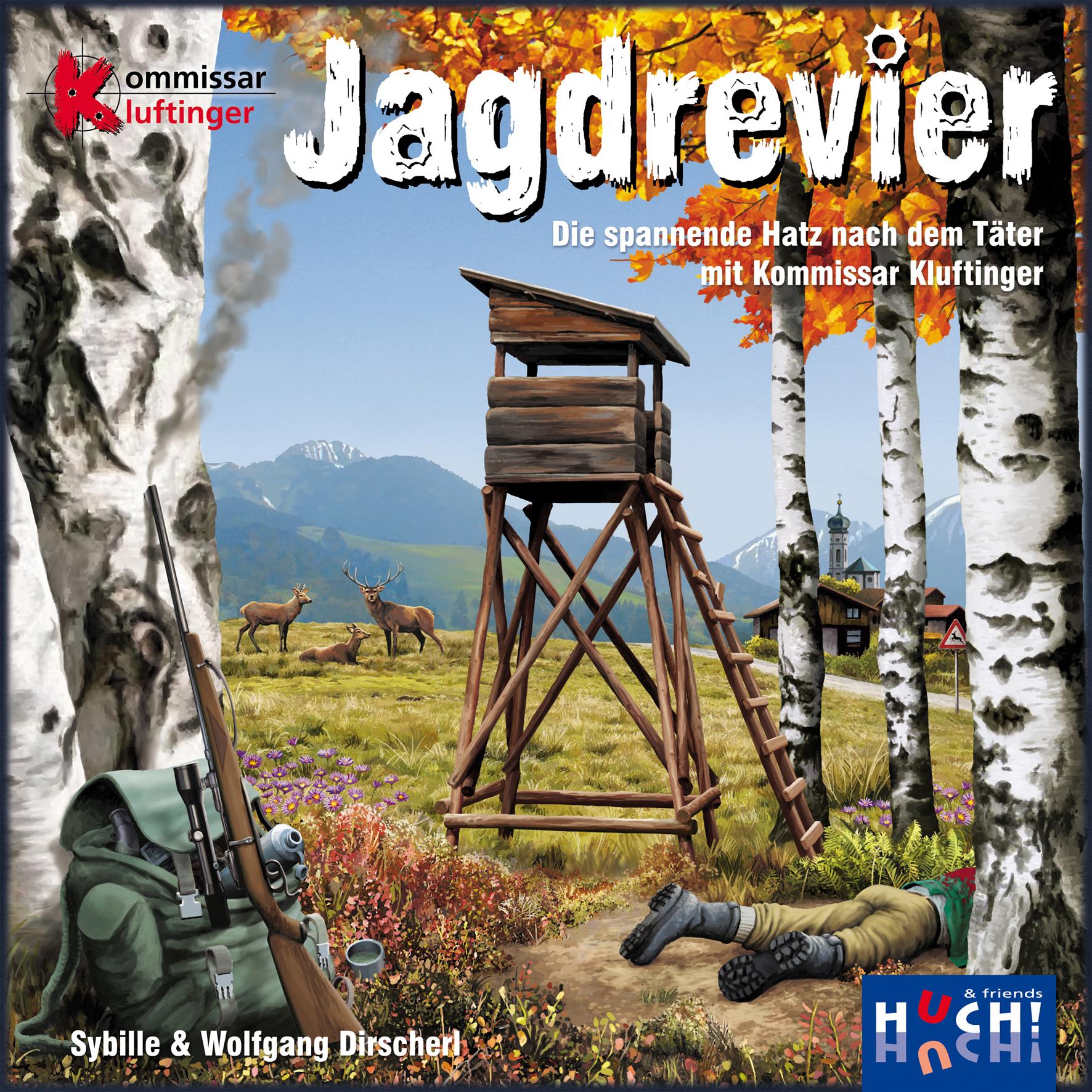 Jagdrevier - Kommissar Kluftingers neuer Fall